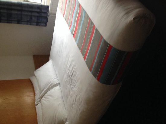 Travelodge London Farringdon : Kingsize comfy bed