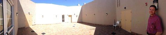 Hampton Inn & Suites Parker: roof top terrace