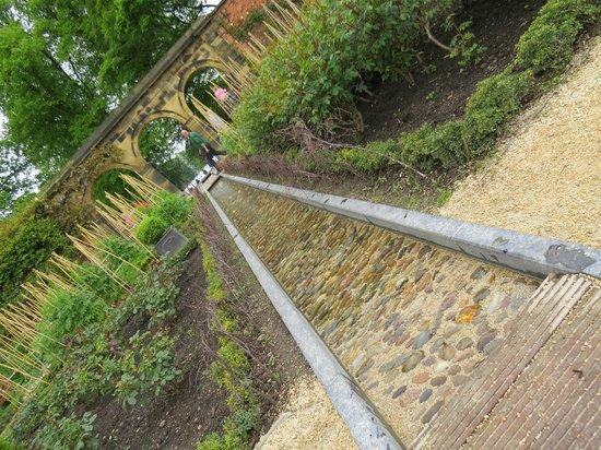 The Alnwick Garden: Ornamental Garden