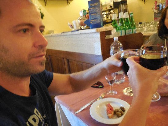 B&B Opera: Lunch included with Etna Experience Tour (*the Classic Tour)