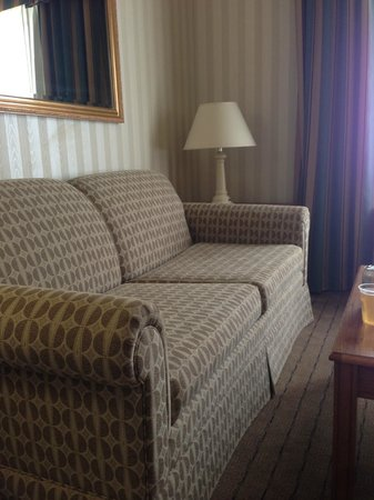 Holiday Inn Express Philadelphia NE - Langhorne : Couch