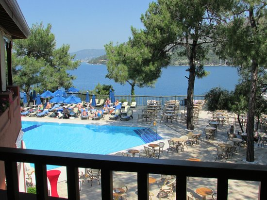 TUI SENSIMAR Marmaris Imperial Hotel: main pool area