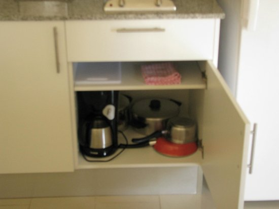 Dunas Maspalomas Resort: Coffee Maker