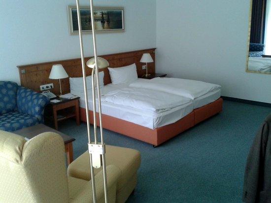 Jakobsberg Hotel- & Golfresort: A typical room