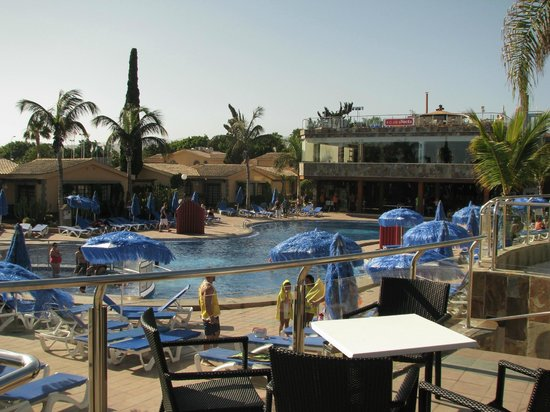 Dunas Maspalomas Resort: Family Swimming Pool Area