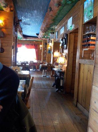 La Fromagerie : Décor surprenant