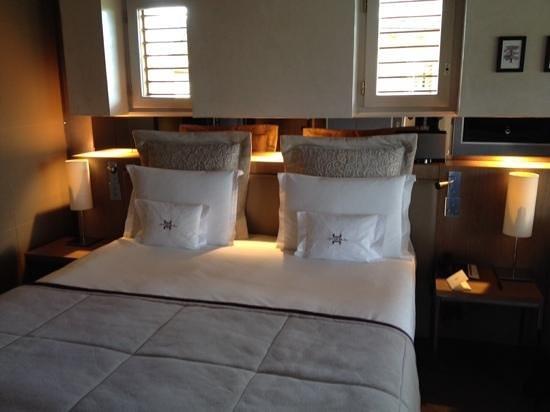 Jiva Hill Resort: le lit comme on en aimerait aussi !