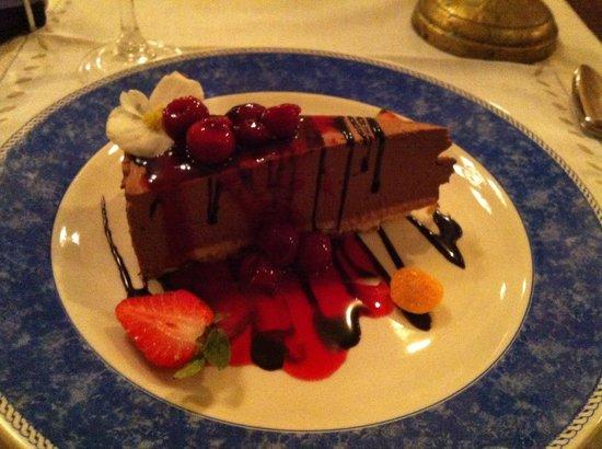 zila govs: Desserten kan anbefales!