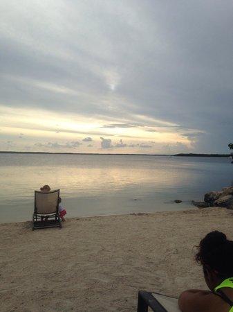 Hampton Inn Key Largo: Peaceful!!