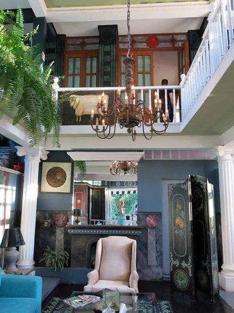 Rivera del Rio Boutique Hotel: Center