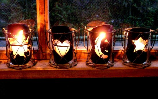 Inti Killa : home-made candles