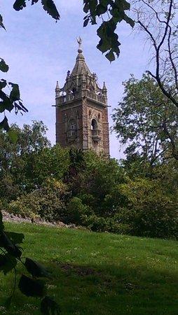 Brandon Hill Nature Park : Cabot Tower