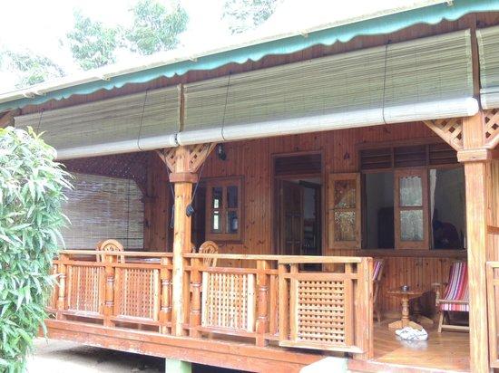 Bois d'Amour Guesthouse: Bungalow