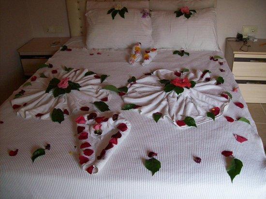 Ozturk Hotel Hisaronu : Our room