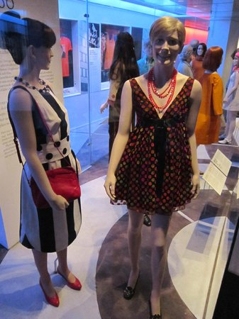Nordiska museet: Fashion in the 1960's