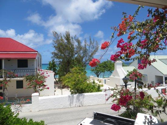 Osprey Beach Hotel: Atrium balcony view