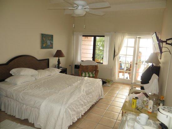 Osprey Beach Hotel: Beachfront room