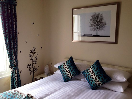 Lawton Court Hotel: Room seven and the excellent decoration