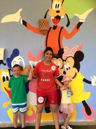 Labranda Aqua Fun Club Marrakech : Yaya and kids club