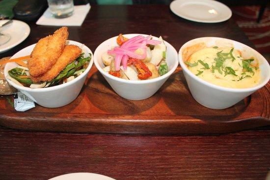 Radisson Blu Royal Hotel, Dublin: The Bowls - yummy
