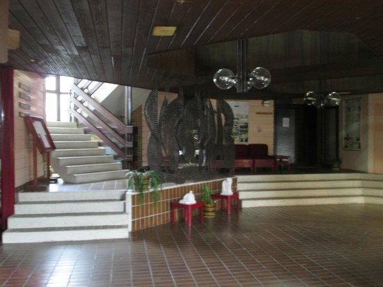 Hotel Golubacki Grad: Лобби отеля