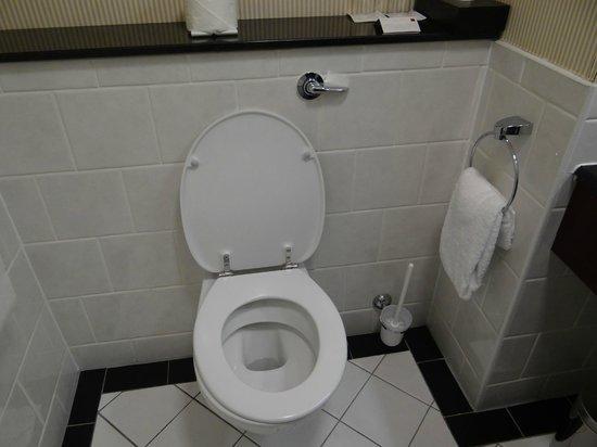 Herbert Park Hotel: Toilettes