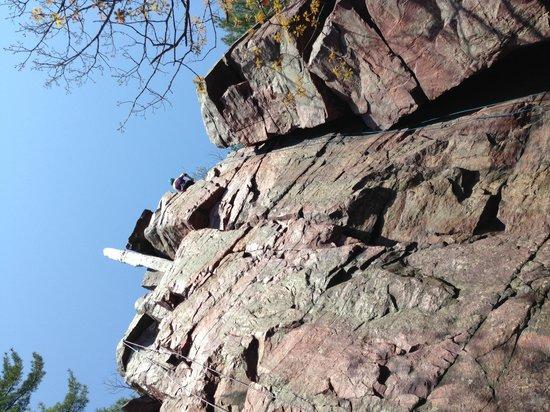 Devils Lake Climbing Guides: Rock Climbing