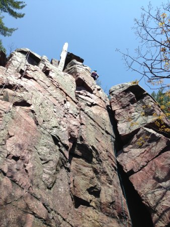 Devils Lake Climbing Guides : Rock Climbing