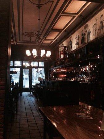 Die Port van Cleve: hotel bar