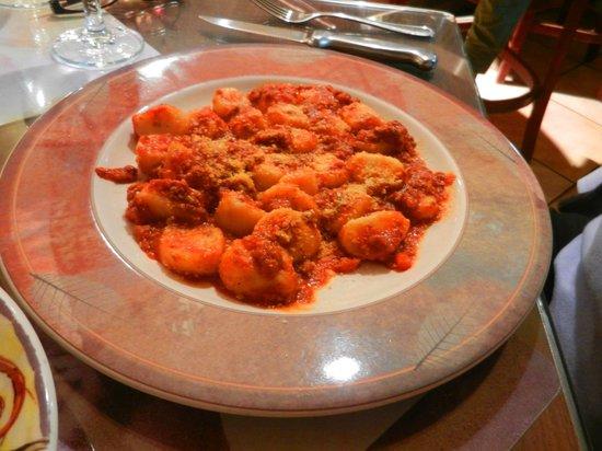 Caruso's Tuscan Cuisine: Gnocchi