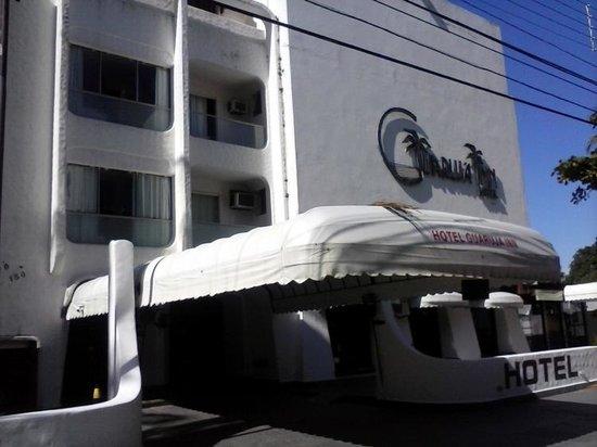 Guaruja Inn: excelente localização