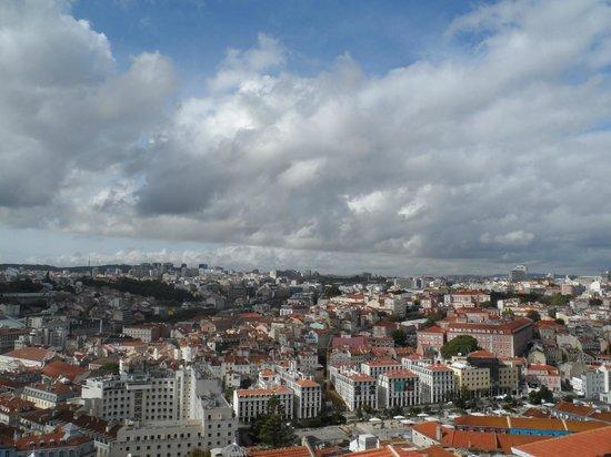 Miradouro da Senhora do Monte : uitzicht2