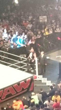 Smoothie King Center: WWE Raw