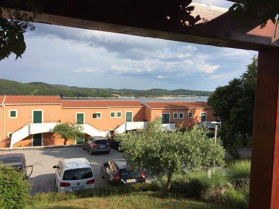 Naturist Park Koversada Apartments: Vista dall'appartamento