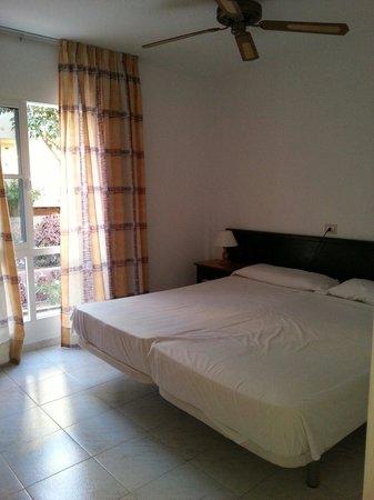 Bahía Flamingo Hotel: La camera n. 235