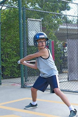 Gateway Park Fun Center : Swing away in the Batting Cages