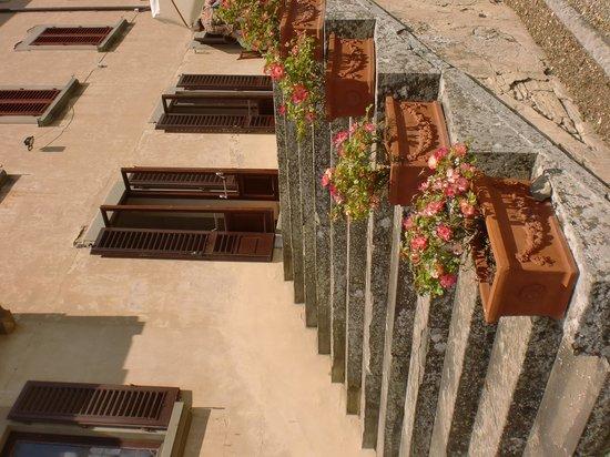 I Sapori di Caruso: scalinata