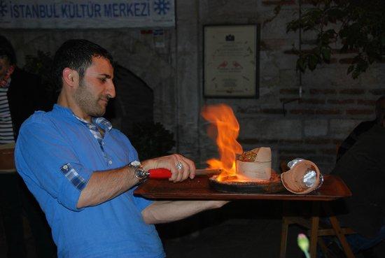istanbul anatolia cafe and restaurant: Testi Kebab