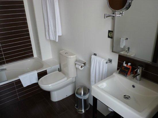 Room Mate Leo: Bathroom