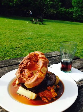 Strickland Arms: Roast beef lunch