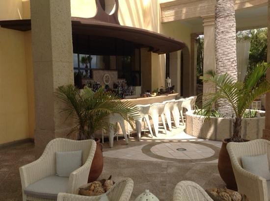 Iberostar Grand Hotel El Mirador: bar/sitting area
