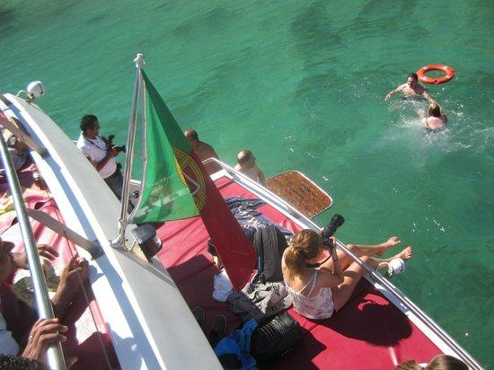 AlgarExperience: Swim