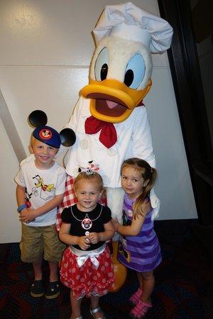 Bay Lake Tower at Disney's Contemporary Resort: Chef Mickeys
