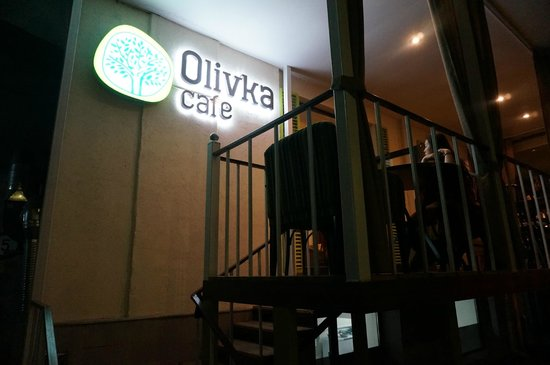 Mildom Hotel : Olivka Cafe