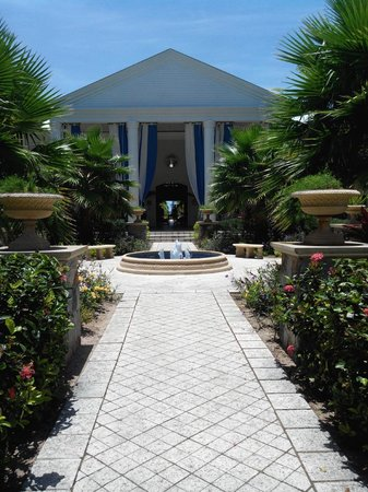 Hotel Riu Palace St Martin : acueil