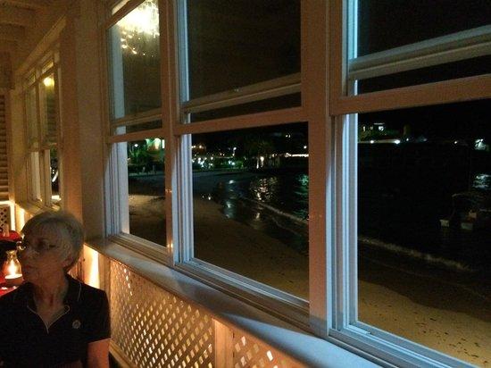 Chez Max: view