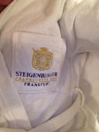 Steigenberger Frankfurter Hof: Conforto