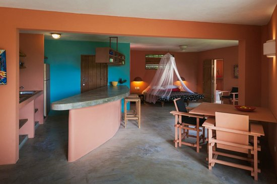 Hix Island House : Loft Adobe