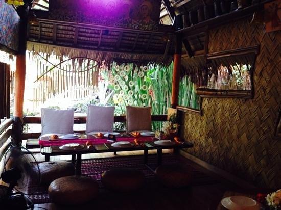 Kalui Restaurant: rinconcito