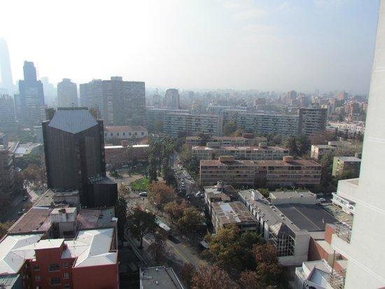 Travel Place Departamentos: Vista da sacada